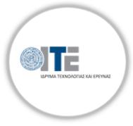 ΙΝΣΤΙΤΟΥΤΟ ΤΕΧΝΟΛΟΓΙΑΣ & ΕΡΕΥΝΑΣ